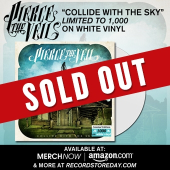 Collide With The Sky (White Vinyl)