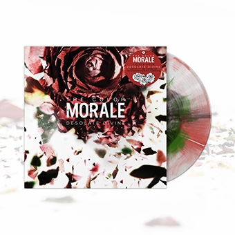 Desolate Divine (Red/Green Burst Vinyl)